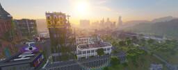 Open World Zombie Apocalypse! Minecraft Map & Project