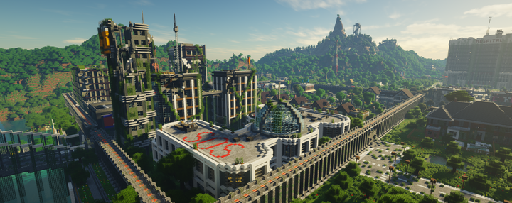 A view of the all new Imperius! Built from the ground up!