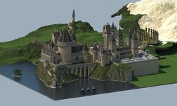 Wizarding World of Harry Potter - maxAtlantis4867 Minecraft Map & Project