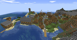 Seahaven - Fantasy Kingdom RP Minecraft Map & Project