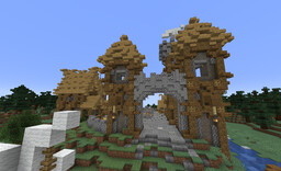 Wildcraft's Quest Zone Minecraft Map & Project