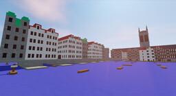 London 1500s miniature (WIP) Minecraft Map & Project