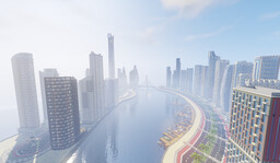 Ancorio City Project Minecraft Map & Project