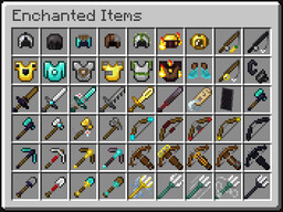 Visual Enchantments 2.4.0 [Optifine] Minecraft Texture Pack