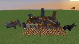 Cast Iron Minecraft Texture Pack