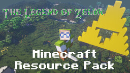 The Legend of Zelda | for 1.16.4 | FEATURES OPTIFINE SUPPORT Minecraft Texture Pack