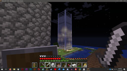 World Trade Center recreation on Planet Minecraft server Minecraft Map & Project