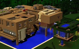 Play House 2 Minecraft Map & Project