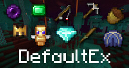 DefaultEx Minecraft Texture Pack