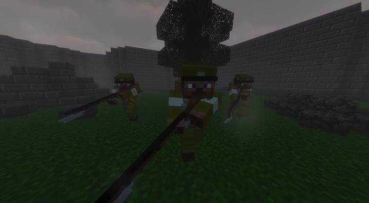 Infantry Runninh