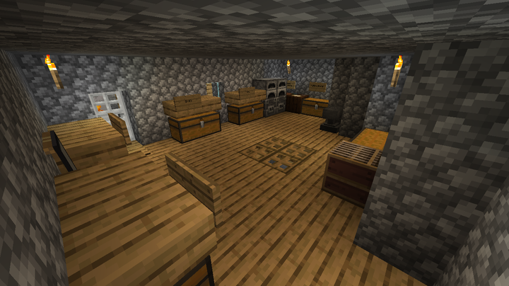 Another angle of the utility room!