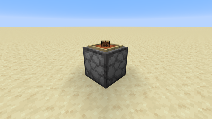 "Build a ""Recycledropper"" by putting an item frame with an crafting table inside, on top of a dropper."