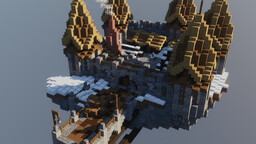 Little Sky Fortress 1.16.4 Minecraft Map & Project