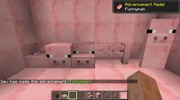 Pig Steps [1.15.2 Mod] Minecraft Mod