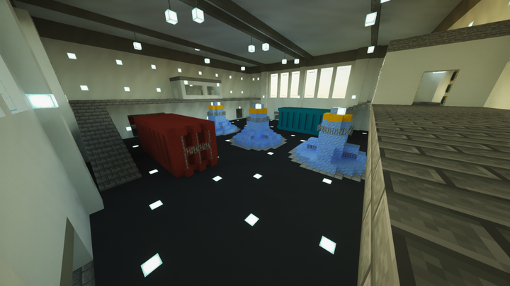 Turbine From TF2, Its A Paintball Map!