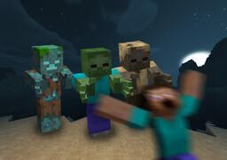 Zombie Hands [1.16] Minecraft Texture Pack