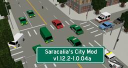 [1.12.2][Forge] Sarcalia's City Mod - v1.12.2-1.0.04a Minecraft Mod