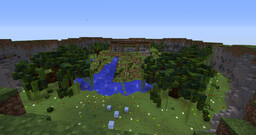 PVP MAP! Minecraft Map & Project