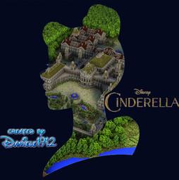 Disney Cinderella Map Minecraft Map & Project