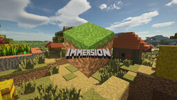 Immersion Minecraft Texture Pack