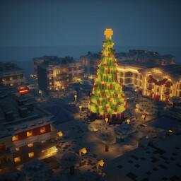 SnowGrad Minecraft Map & Project