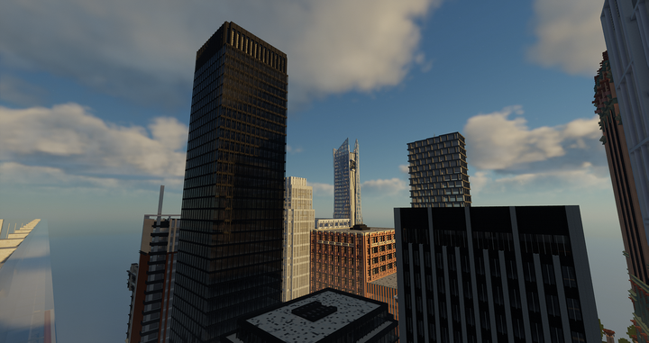 Downtown Density