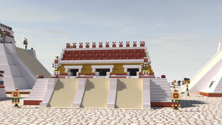 Temple of Cihuacoatl