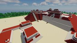 Copán (800 CE) Minecraft Map & Project