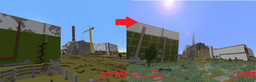 Chernobyl Universe v0.002 Minecraft Map & Project