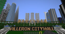 Alleron City : January 11, 2021 Minecraft Map & Project