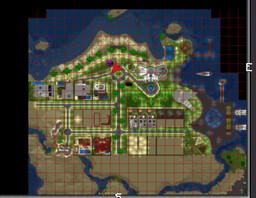 Kingston Town (City) [Minecraft Server] Minecraft Map & Project