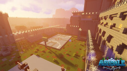 Airidale Network {Classic Prison} {Survival} {Plots} Minecraft Server