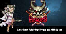 Faerun Heroes [ 1.12.2 MMORPG] Minecraft Map & Project