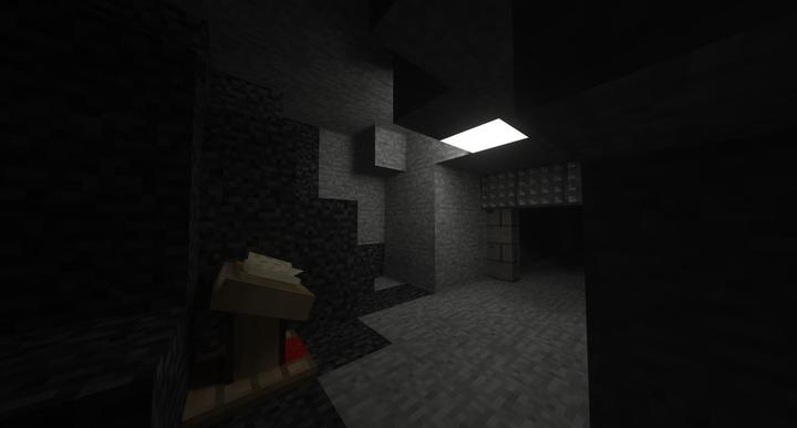 Somewhere underground...