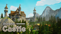 Stonehill Castle Minecraft Map & Project