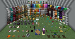 Presentation [For Resource Packs] Minecraft Map & Project