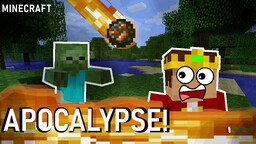 Apocalyptic - Wave Survival - 1.16.5+ Minecraft Map & Project