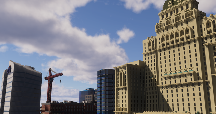 The Building Toronto Map has really come to life with the completion of new builds and additions of more details!