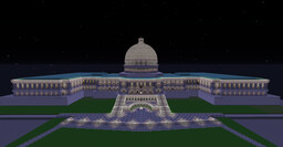 EDawg878 Republic - Senate Building (Based off US Capitol duh) Minecraft Map & Project