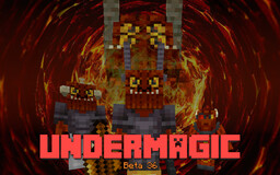 Undermagic - Progression Expansion - Over 100 Items! Minecraft Data Pack