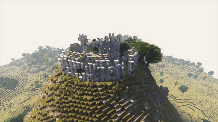 Popular Server Map : Watchtower of Amon Sûl