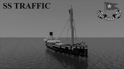 SS Traffic (1872) | Full Interior | Download Minecraft Map & Project