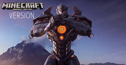Pacific Rim Jaegers PE/BE version Minecraft Map & Project