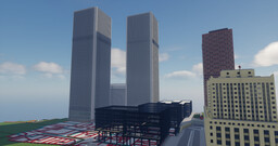 The Real World Trade Center Minecraft Map & Project