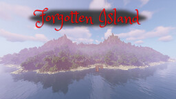 Forgotten Island Minecraft Map & Project