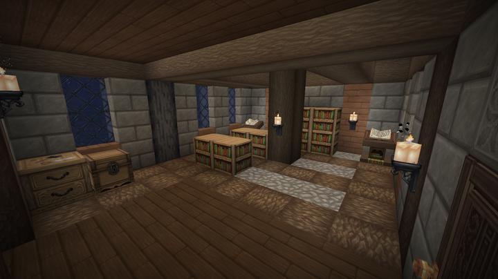 some interior stuff