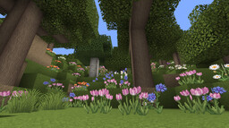 Grace & Fortune Minecraft Texture Pack