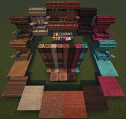 [1.16.5] Misa's Realistic Texture Pack Minecraft Texture Pack