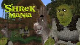 Shrek Mania - 1.16 vanilla Java Minecraft Data Pack