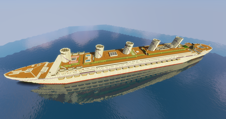 MS Angelia - Aerial view